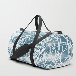 Abstract 360 Duffle Bag