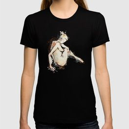 Daydream, Seated Nude T-shirt