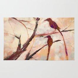 Sugarbirds Rug
