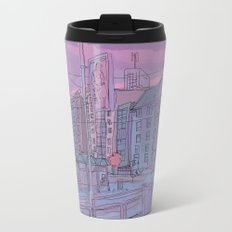 Budapest through pencil Travel Mug