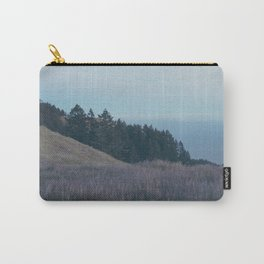 Mountain Side Views Carry-All Pouch