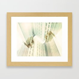 And this is what I see from here Framed Art Print