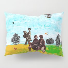 A refuge from poverty Pillow Sham