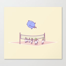 OompaBall Canvas Print