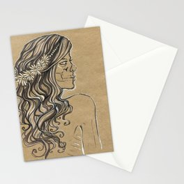 The ghost of bride Stationery Cards