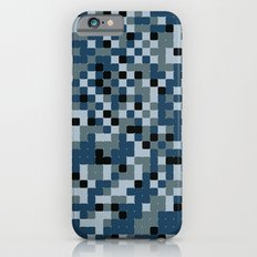 Pixelated Camo Alternate Slim Case iPhone 6