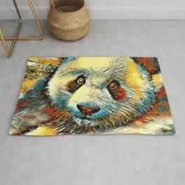 AnimalArt_Panda_20170601_by_JAMColorsSpecial Rug