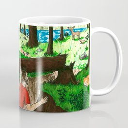 In Plain Sight Coffee Mug