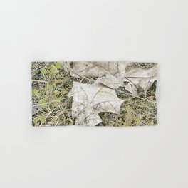 The Fall Frost Hand & Bath Towel