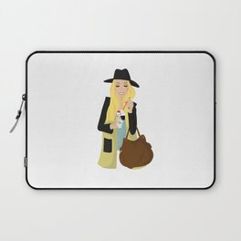 Ice cream girl Laptop Sleeve