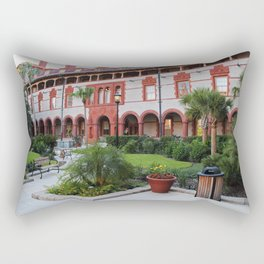 Flagler Courtyard Rectangular Pillow
