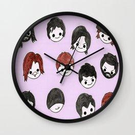 Plushie Richies Wall Clock
