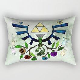 legend  Rectangular Pillow