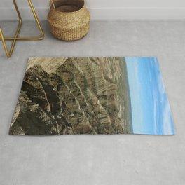 A Rugged Landscape Rug