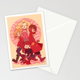 Strong, Female Leads Stationery Cards