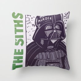 The Siths Throw Pillow