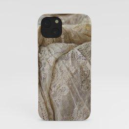 Lace iPhone Case
