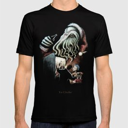 For Cthulhu T-shirt
