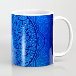 Water Element Mandala - WO Coffee Mug