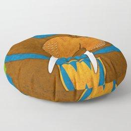 Walrus Floor Pillow