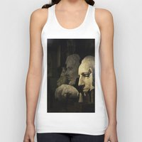 rushmore Tank Tops featuring Faces of Rushmore by Judith Lee Folde Photography & Art
