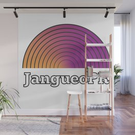 JangueoPR Wall Mural
