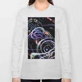 Daily Design 95 - Treble Clef Long Sleeve T-shirt