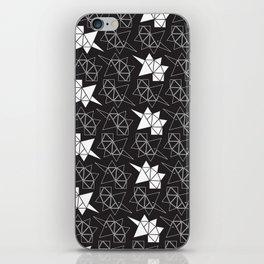 Origami of Unicorn iPhone Skin