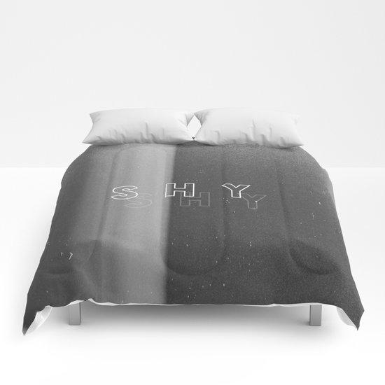 Shy Comforters
