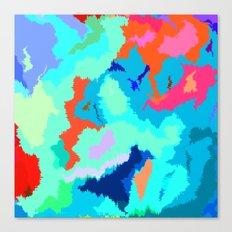 Abstract World Canvas Print