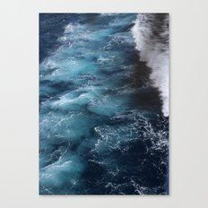 Sea 3 Canvas Print