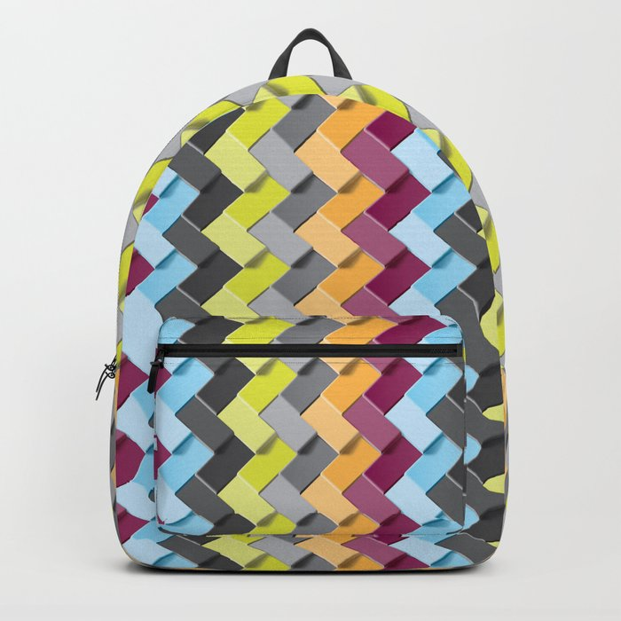 New Pattern Creation IV Backpack