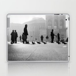 Duomo Square - Milan- Italy Photo by Andrea Scuratti Laptop & iPad Skin