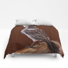 Carib Grackle Comforters