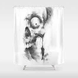The Hangman's Lament Shower Curtain