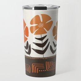 Floral vibes II Travel Mug