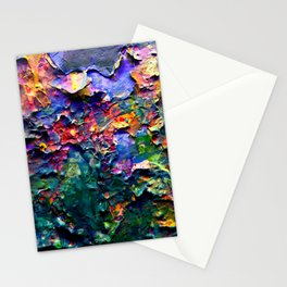 Paint Chips Original  Stationery Cards