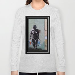 The Spaceman Long Sleeve T-shirt