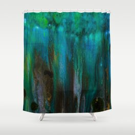 Rainforest Dream Shower Curtain