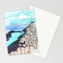 The Giants Causeway Stationery Cards