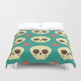 Skulls & Dots Duvet Cover