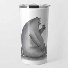 Giant Bear Travel Mug