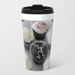 Frosted Tops Travel Mug