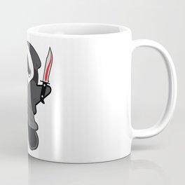 SHY SCREAM Coffee Mug