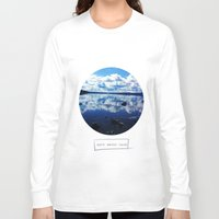 salt water Long Sleeve T-shirts featuring salt water cure by fluidgold