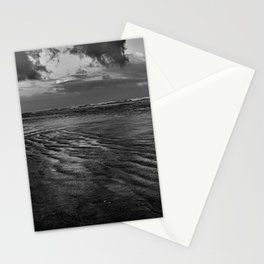 Ninety Mile Beach in Northland New Zealand Stationery Cards