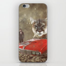 James Bond Characters: 1969 Mercury Cougar XR7 (On Her Majesty's Secret Service) iPhone Skin
