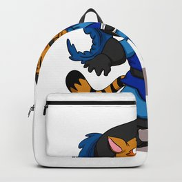 Puss In Boots Backpack