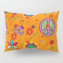 I like the 70´s by Nico Bielow Pillow Sham