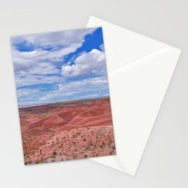 Nature Painted Desert Stationery Cards